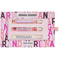 Ariana Grande - Online Only Sweet Treats 3 Pc Pen Spray Coffret New Makeup Holiday Beauty Skincare Nail Care Hair Care Ari Ariana Grande, Ariana Grande Makeup, Ariana Grande Fragrance, Ari Perfume, Ariana Merch, Sweet Like Candy, Perfume Collection, Cute Makeup, Body Lotion