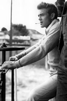 A look back at James Dean's iconic bad boy style.