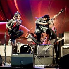 Not your average jumpin' jacks #notiphone #musicphotography #music #opm - @eatshootrock- #webstagram