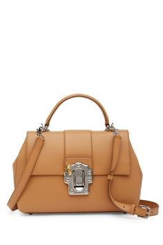 Leather Satchel by Dolce & Gabbana on @HauteLook