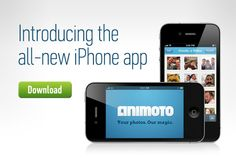 Animoto: Video app. Create impressive video online or through the app with your own photos and videos. You must try it!