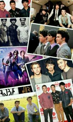 Let me tell you a story: I LOVE THE JONAS BROTHERS!!!!!!!!