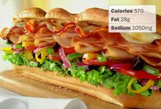 Subway chicken bacon ranch melt