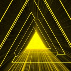 Discover & share this Trippy GIF with everyone you know. GIPHY is how you search, share, discover, and create GIFs. Art Optical, Optical Illusions, Animation, Arte Pink Floyd, Impossible Triangle, Trippy Gif, Neon Led, New Background Images, Illusion Art