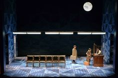 The Trip to Bountiful. Cleveland Playhouse. Scenic design by Tony Cisek.