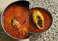 Amma's Fish Curry   Tamarind Fish Curry   South Indian Fish Curry
