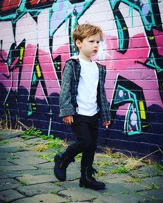 Bring on the New Year! #2017rocks🤘⚡️ Outfit by: @target ⬅️ @targetaus ⬅️ . . #newyear #streetstyle #streetart #fashionforward #boysfashion #boysstylemag  boysstylemagazine.com