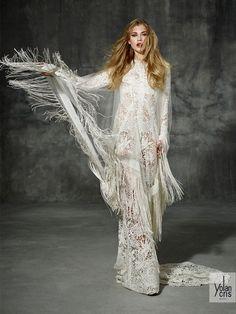 Vestido de Noiva Yolan Cris