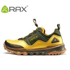 premium selection e7c8c 1dd69 Hot Offer RAX Outdoor Breathable Hiking Shoes Men Lightweight Walking  Trekking Wading Shoes Sport Sneakers Men