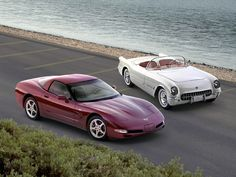 2003 Chevrolet Corvette 50th Anniversary Edition