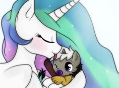 Mother of Celestia that's the most adorable thing I ever saw!!
