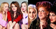 Omg this exists  thirty Mean Girls Quotes expressed by Hocus Pocus Scenes