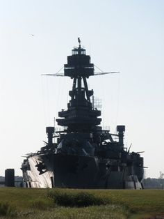 There she is...USS Texas!