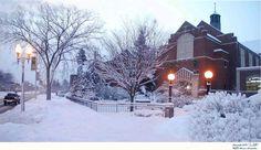 Student Union at Michigan State University, East Lansing, MI