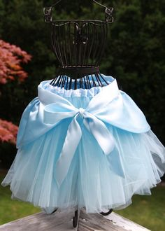 Cinderella inspired tutu costume by KiddieWinkDesigns on Etsy, $28.00
