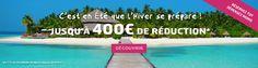 Jet Tours Promotion d'Hiver, Départs Dernière Minute, Vacances Solo