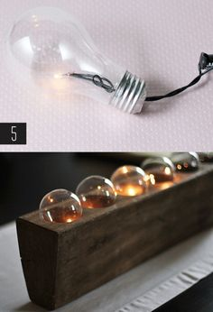 9. Centerpiece - 9 Chic DIY Industrial Lamps to Make for Your Home ... | All Women Stalk