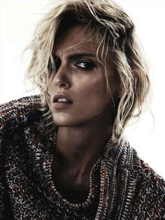 fashion editorials, shows, campaigns & more!: walk this way: anja rubik and kasia struss by claudia knoepfel and stefan indlekofer for vogue germany september 2013 Anja Rubik, Beauty Editorial, Editorial Fashion, Fashion Shoot, Fashion Models, Fashion Designers, Alexa Collins, Daniela Lopez Osorio, Editorial Photography