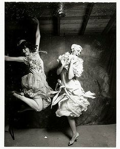Jump for joy 1920s style #flapper