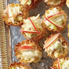 40 Party Appetizer Recipes Start your party off right with these easy recipes for dips, spreads, finger foods, and appetizers.