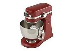 Small Kitchen Appliances: New Kenmore Elite Stand Mixer 89208 - 5 Quart - 400 Watt - Red -> BUY IT NOW ONLY: $130 on eBay!