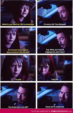 My favorite scene in Iron Man 3...