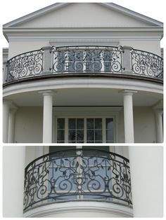 Forged steel balustrade Kuta stalowa balustrada