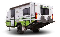 Trakmaster Gibson, Compact Rugged Off-Road Caravan