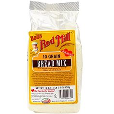 Bob's Red Mill 10 Grain Bread Mix, 19-ounce (Pack of 4) >>> Final call for this special discount  : Baking supplies