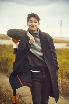 Choi Woo Shik - Céci Magazine November Issue '15