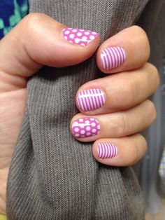 Orchid Polka Orchid Skinny http://mandyward.jamberrynails.net/ add me on fb: https://www.facebook.com/profile.php?id=100001097269289