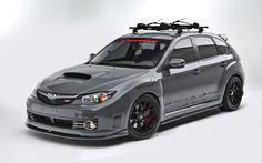Pretty much my dream car . . . in this colour or white :-)