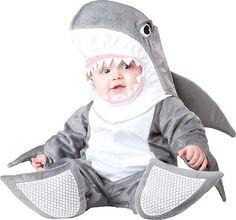 Baby Shark Infant Onesie Jaws Animal Halloween Costume on eBay!