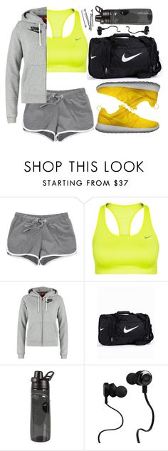 """Untitled #3525"" by natalyasidunova ❤ liked on Polyvore featuring NIKE, BOBBY, Monster, women's clothing, women's fashion, women, female, woman, misses and juniors"