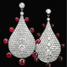 "TAFFIN (@taffinjewelry) on Instagram: ""James de Givenchy for Sotheby's Diamonds. 2007 #taffin #jewellery #jewelry…"""