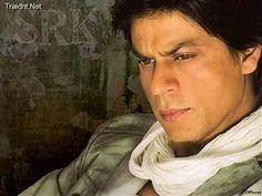 Sad looking Shahrukh