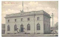 SOUTH DAKOTA Yankton Post Office 1910 SD postcard