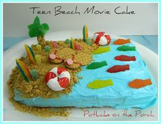 Teen Beach Movie Party!