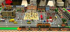 My city Lego!