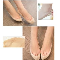 Women Ultra Low Cut Liner with Non-Skid Gel Item No. AS-038 ✅COMFORTABLE: These are the best elastic no show fashion liner socks for women. These no show socks liners are created to fit comfortably on your feet. With the help of the elastic and the silicone-grip heel hugger, they stay up on your