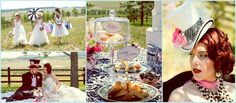 wedding dessert table tiered stands