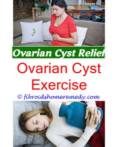 How To Get Rid Of Ovarian Cysts Naturally And Fast