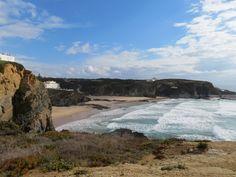 AUSFLUG NACH ZAMBUJEIRA DO MAR #portugal #westküste #atlantik