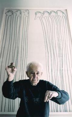 Oswald Tschirtner// Art Brut Center Gugging.