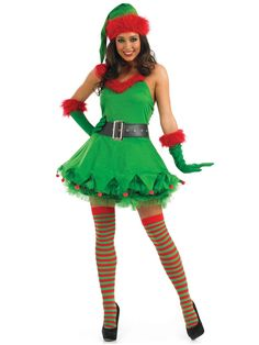 You'll receive an automatic email as soon as we have ' Ladies Christmas Elf Costume' back in stock. Description from fancydressball.co.uk. I searched for this on bing.com/images