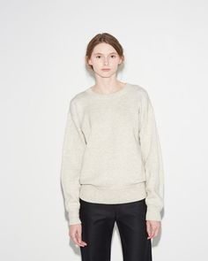 Isabel Marant Étoile   Benton Knit Pullover   La Garçonne