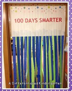 Ideas for a fun 100 Days Of School