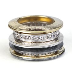 now this is what i call a stacking ring! @ArianeRocher