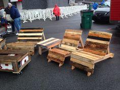 Fun outdoor furniture