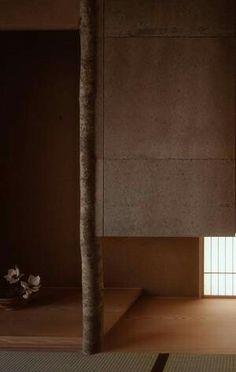 Japanese Modern, Japanese Interior, Japanese House, Washitsu, Interior Architecture, Interior Design, Tea Design, Tea Art, Minka